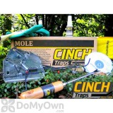 CINCH Traps Large Mole Trap Deluxe Kit